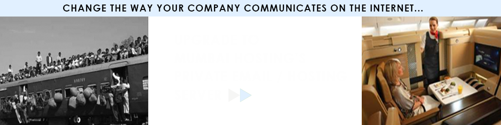 Fully Managed Support Service, Private Email & Hosting Servers